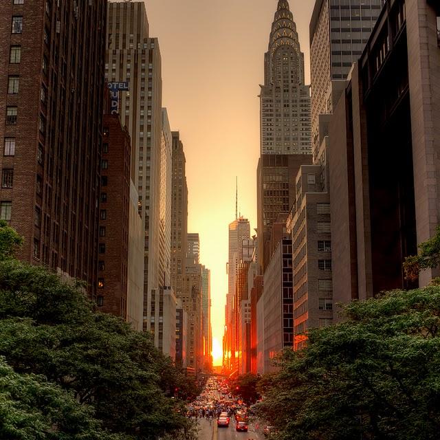 42nd Steet, NYC