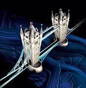Spanning the equally iconic river ThamesTower Bridge we salute you! (brader towerbridge web large)