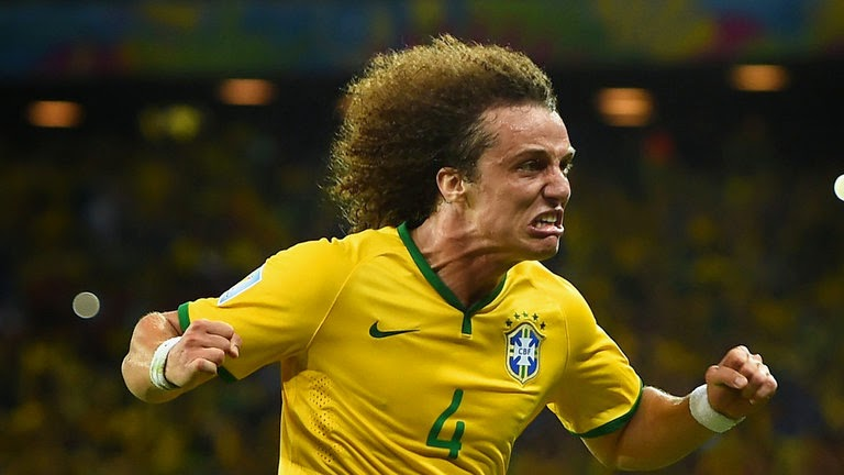 David Luiz HD Wallpapers Download For Free