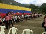 Visita de la Delegación de las Danzas del Perú