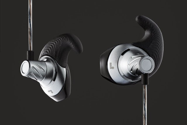 tai nghe normals, tai nghe được in bằng công nghệ 3d
