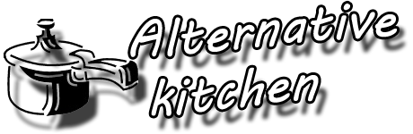 Alternative kitchen
