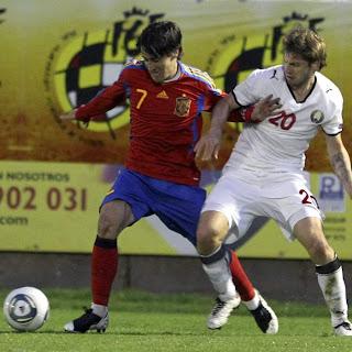 Spain u21 Football Team bojan