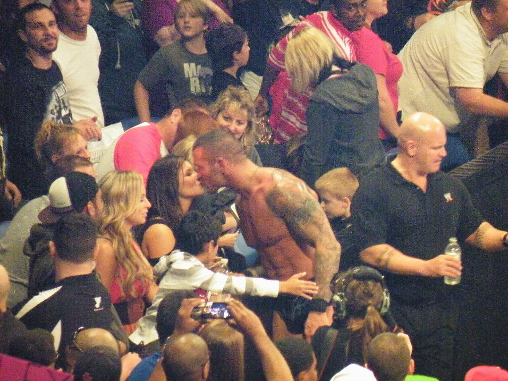 orton randy tape and cena John sex
