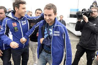 2 Pembalap MotoGP Jorge Lorenzo & Marc Marquez Alami Cidera Sebelum Seri Motegi