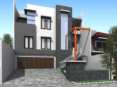 bentuk+rumah+minimalis+2+lantai Bentuk Rumah Minimalis Terbaru