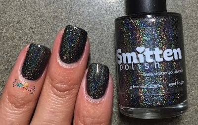 Smitten Polish Black Mamba