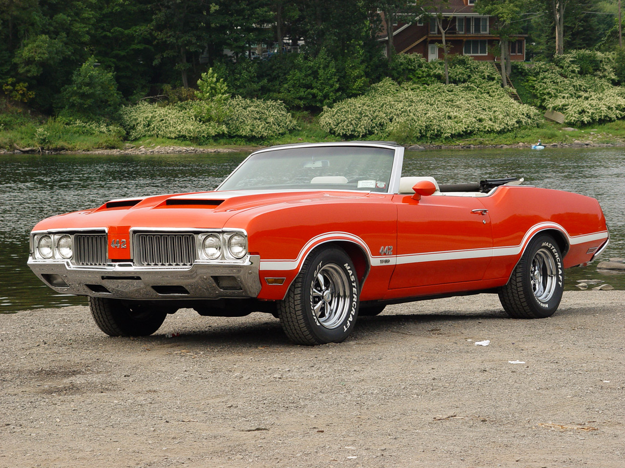 1970 oldsmobile 442 w30 2 door coupe rear 3 4 161422 - 1970 Oldsmobile 442 W30 Convertible Rear 3 4 116154 1000x667 9ql