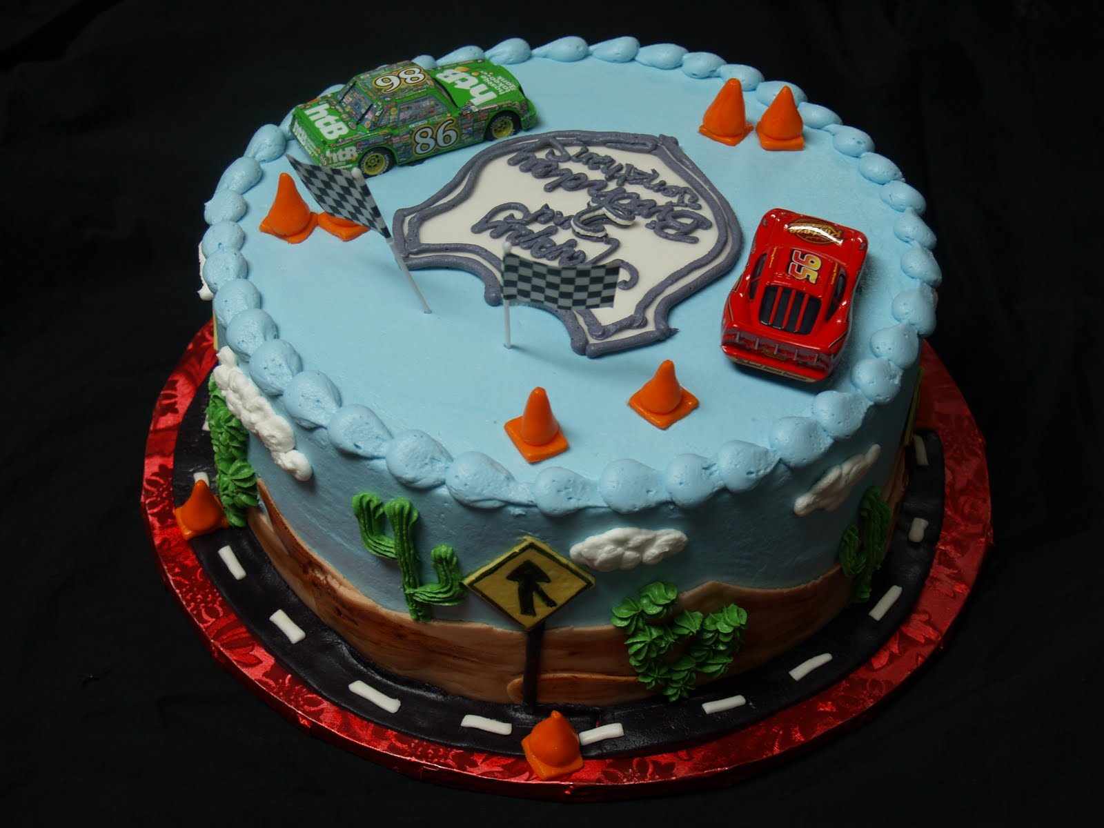 Car Cake Images Download : Image Disney Cars Cake Download