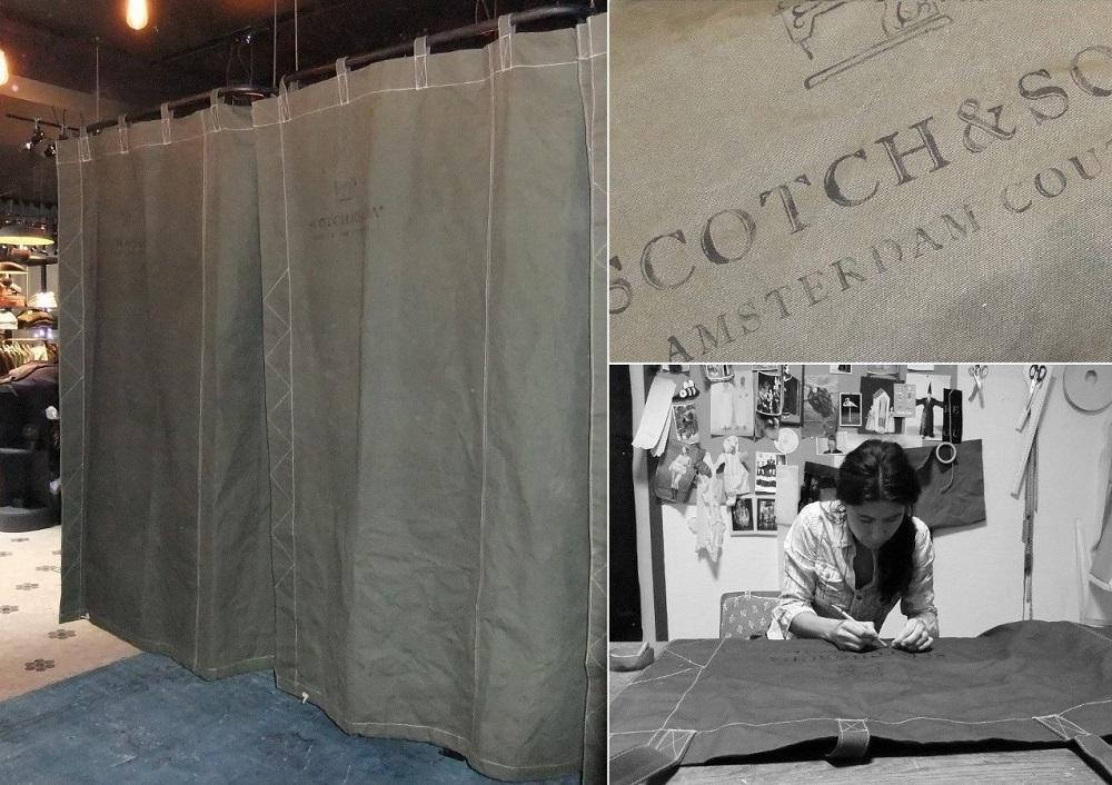 Livd / Naai- en stoffeeratelier: Retro en Vintage interieur ...