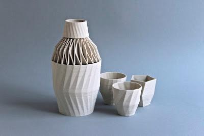 Impresoras 3d reprap para piezas de cer mica impresi n 3d for Ceramicas para piezas