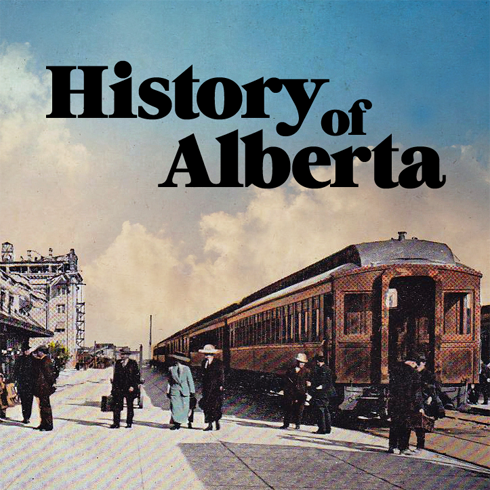 history of alberta archival photography series