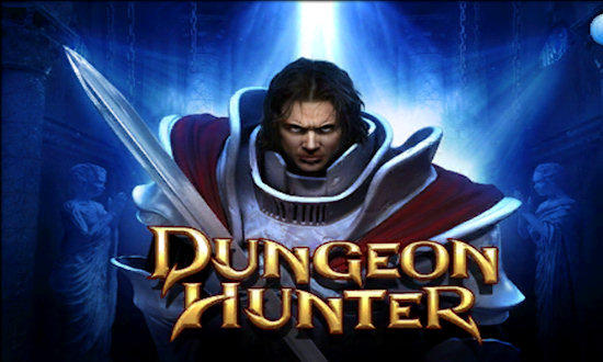 Dungeon Hunter Apk + data Files