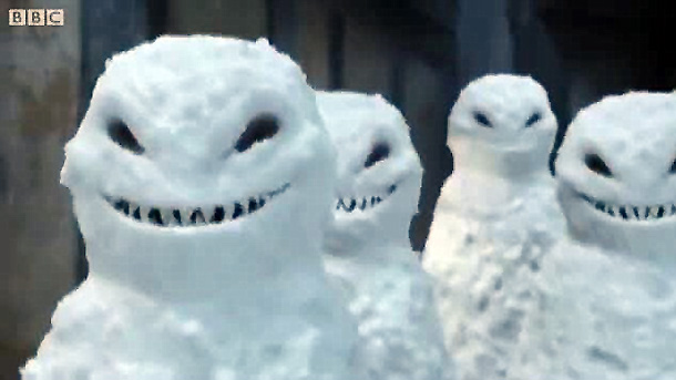 Angry snowman quotes