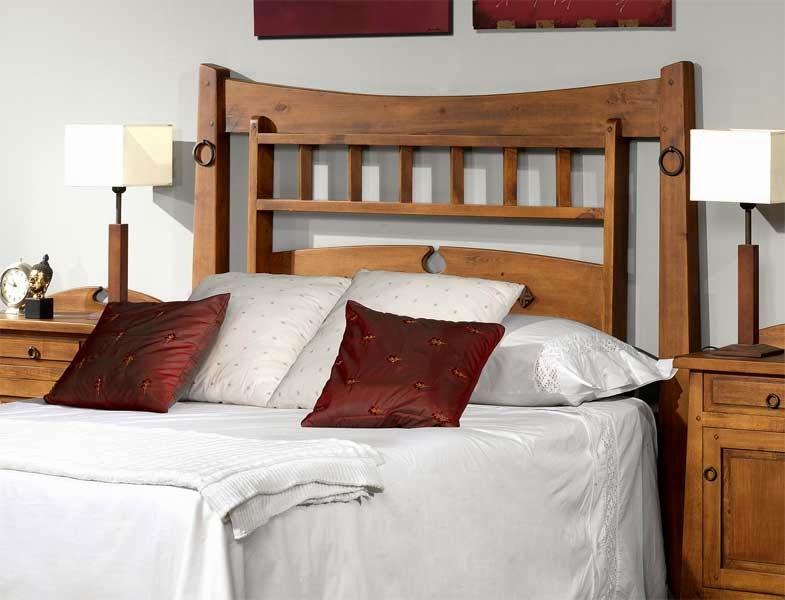 La web de la decoracion y el mueble en la red dormitorio rustico aros lagar - Zapatero rustico ...