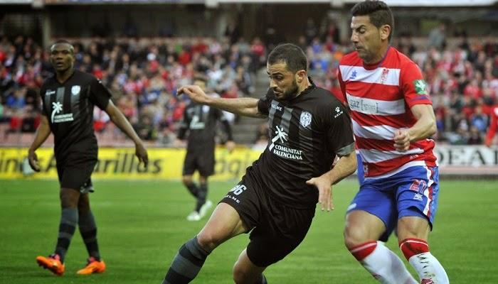 Levante vs Granada en vivo