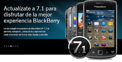 Aunque desafortunadamente es solo compatible para estos terminales: Curve™ 9360 Curve™ 9220 Curve™ 9320 Curve™ 9380 Bold™ 9900 Bold™ 9790 Torch™ 9860 Así que para los afortunados poseedores de uno de esos modelos, visitenla web de BlackBerry y actualicen sus BlackBerrys para disfrutar de las ventajas de esta versión de OS Aqui podran encontrar el OS que necesites en BlackBerryVzla, clic aqui