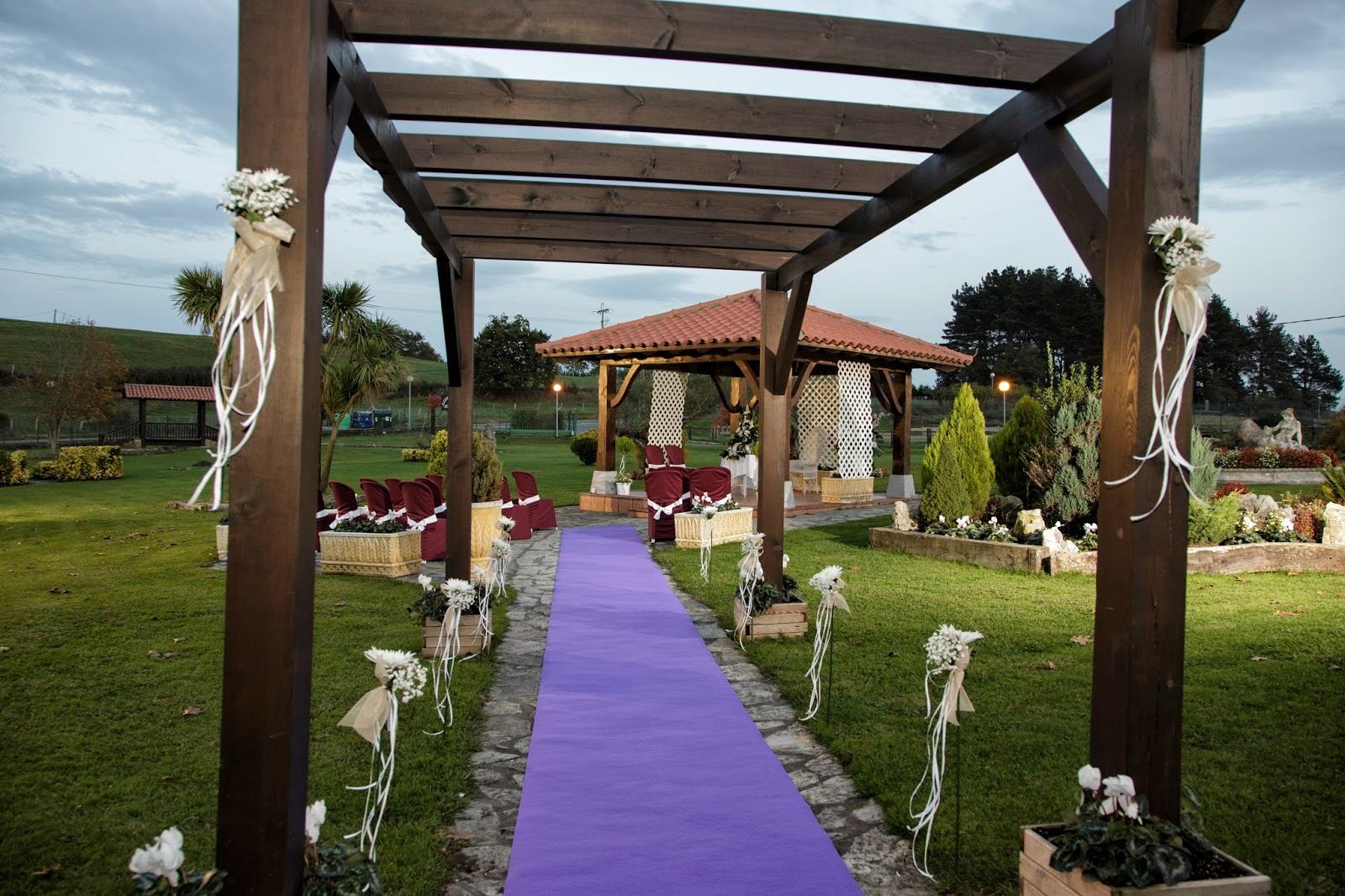 Garden sopelana mundo verde jardinarium nuestras flores - Restaurante gardoki sopelana ...