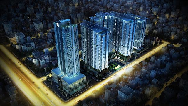 Bán Chung cư NGUYỄN TRÃI mở bán THÁNG 7 GOLDEN LAND chỉ 21,5triệum2(chưa VAT)