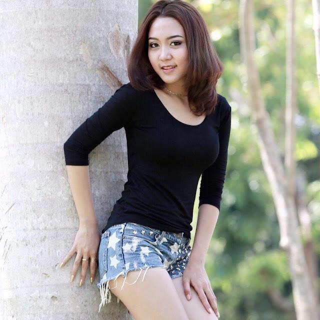 Myanmar Models Sexy Photos
