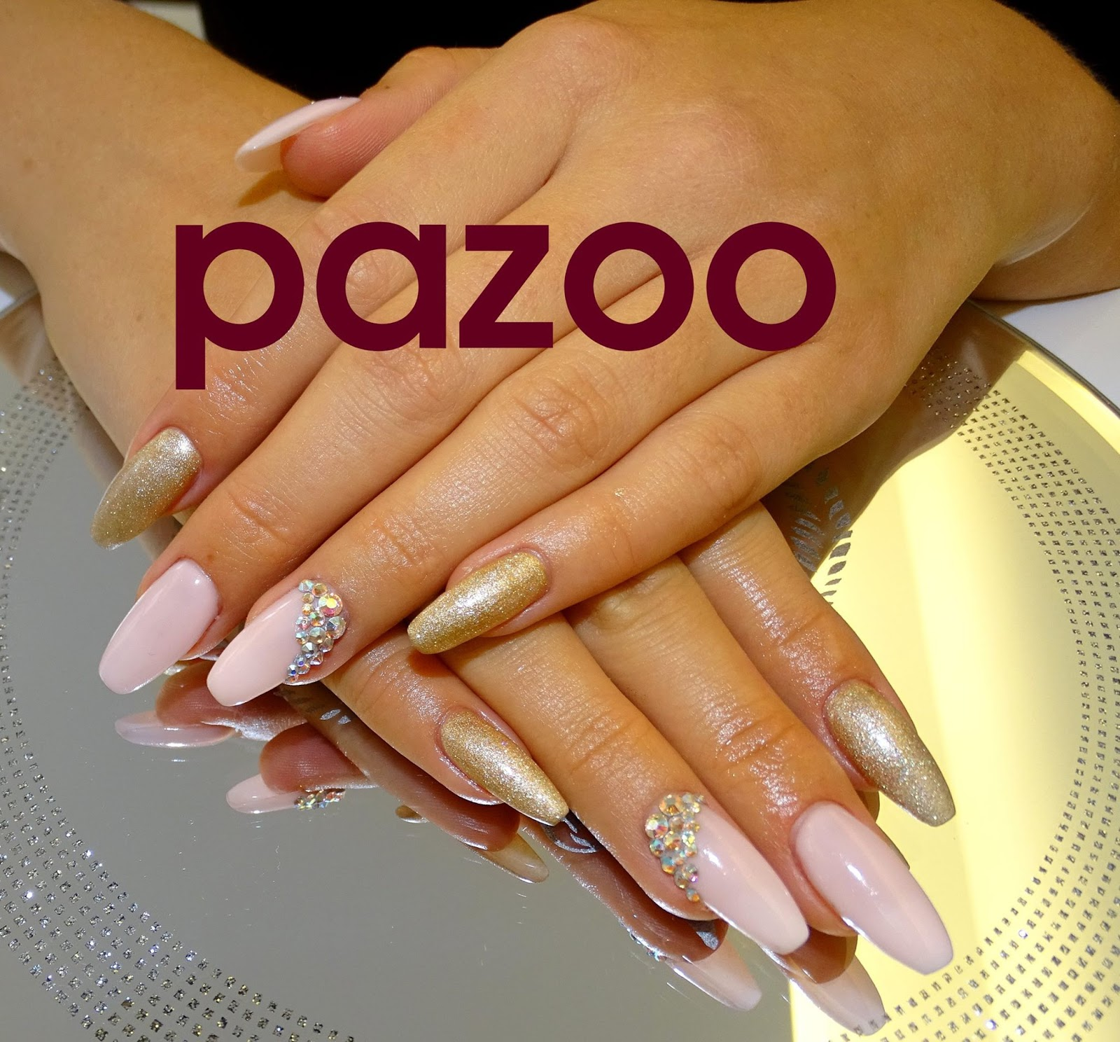 Pazoo Blog Gold Nude