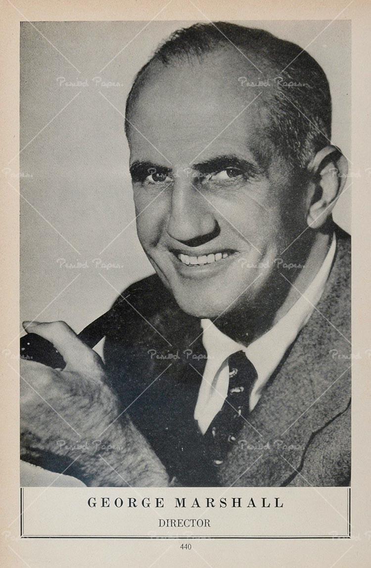 george marshall: