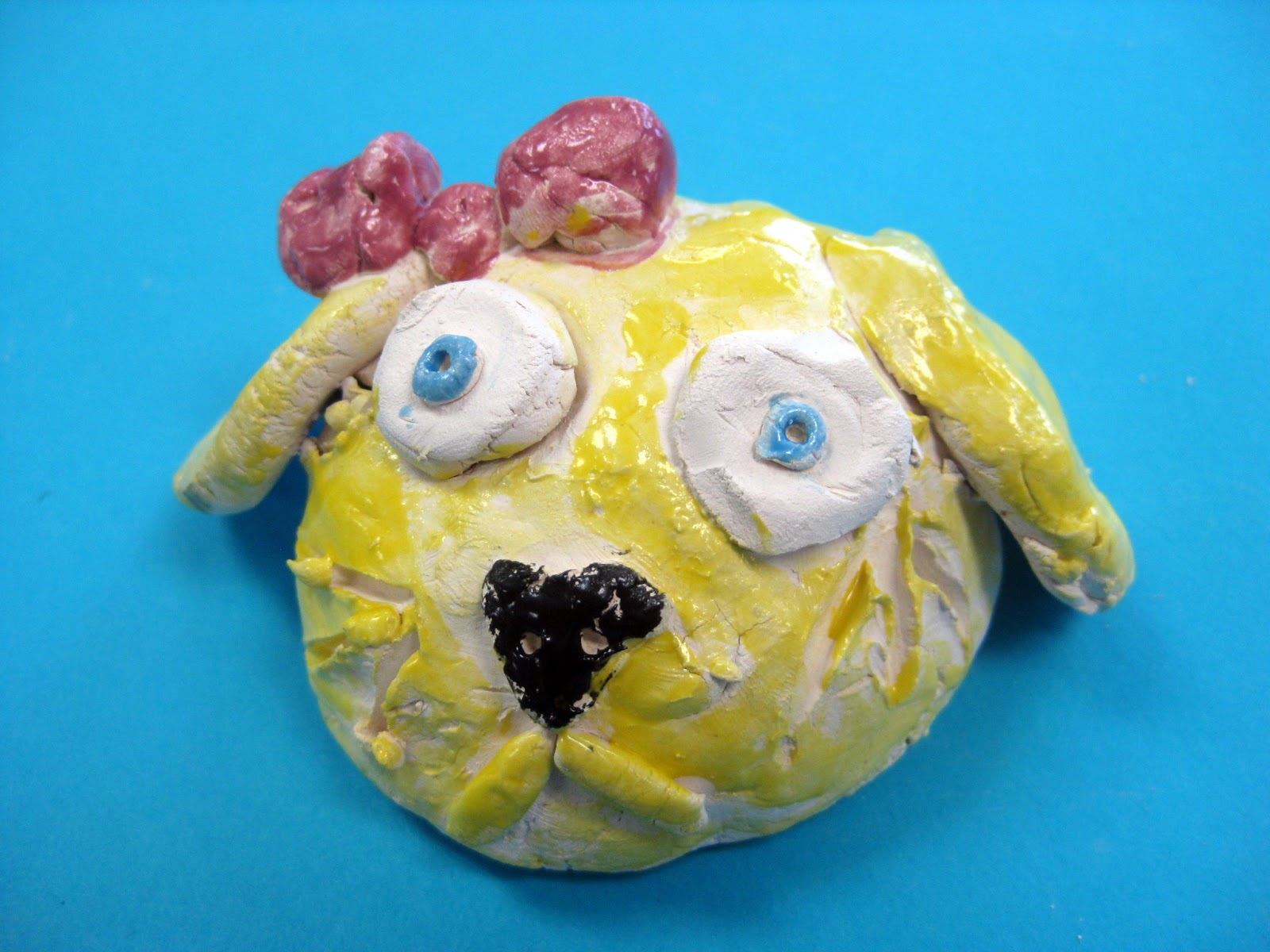 Cassie Stephens In The Art Room Pinch Pot Pets