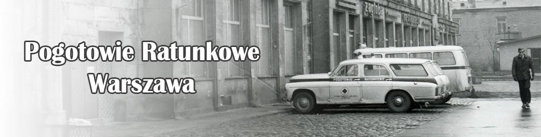 Pogotowie Ratunkowe - Warszawa