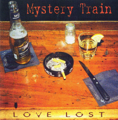 Mystery Train - Love Lost ( 2001 great blues featuring Jim McCarty)