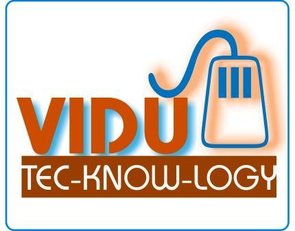 VIDU Tech-Know-Logy තාක්ෂණික සහය