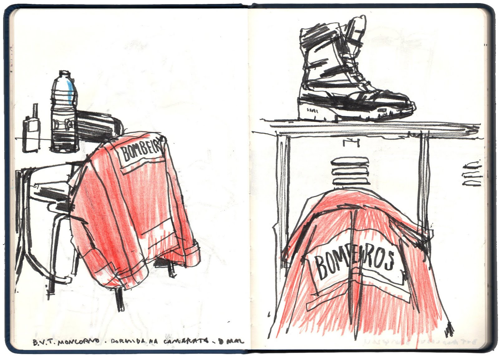 """""""Não vamos esquecer"""": ilustrações para recordar as marcas dos incêndios"""