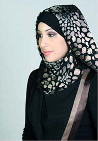 Indian Burka Design