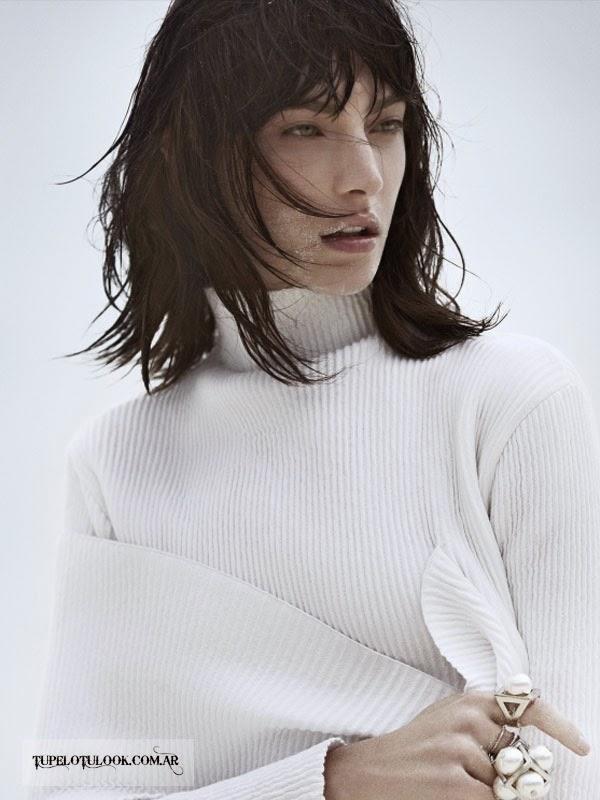 corte de pelo mujer 2015 media melena
