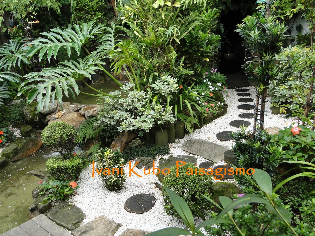 fotos jardim paisagismo:Ivani Kubo Paisagismo: Caminhos de Jardim