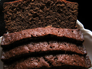 January new+358a Triple Chocolate Quick Bread