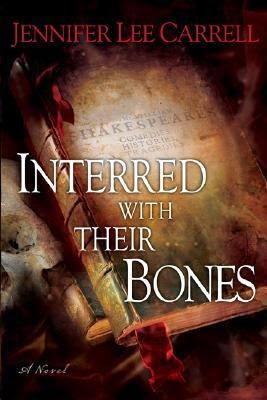 Best Bibliomystery Books List Interred with Their Bones by Jennifer Lee Carrol