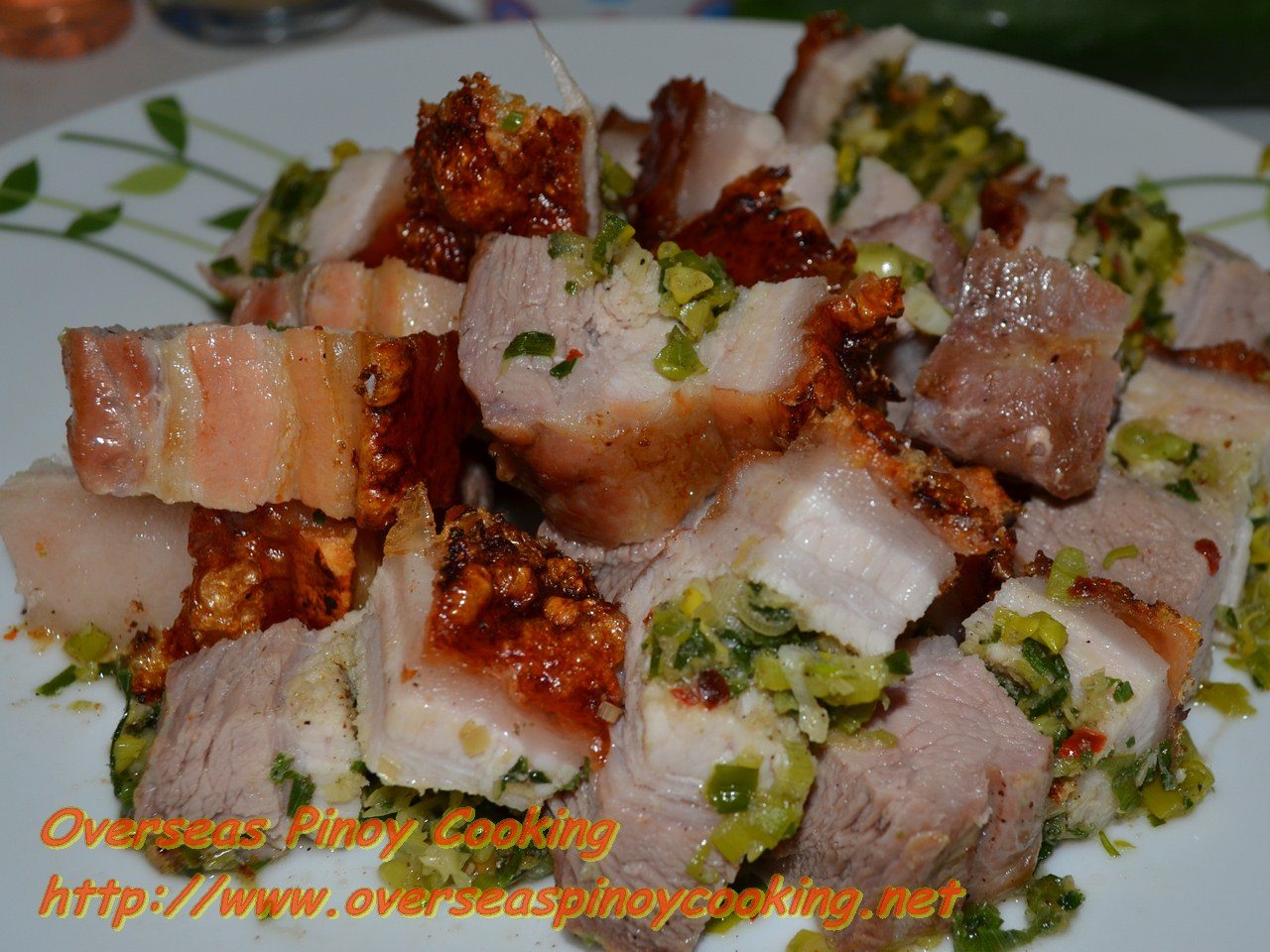 pork belly buns thema lechon liempo filipino style roasted pork belly ...
