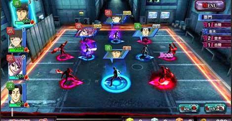 Tokyo Ghoul Carnaval Apk screenshot
