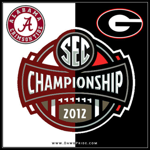 Fly Fish Addiction Sec Championship Georgia Bulldogs Vs Alabama