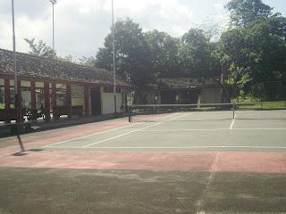 Lapangan Tenis Universitas Jember