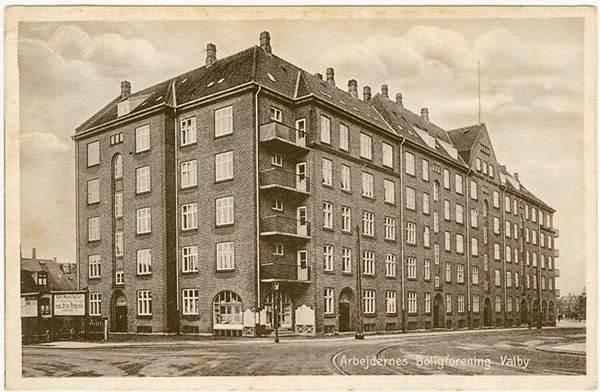 arbejder bolig i 1957