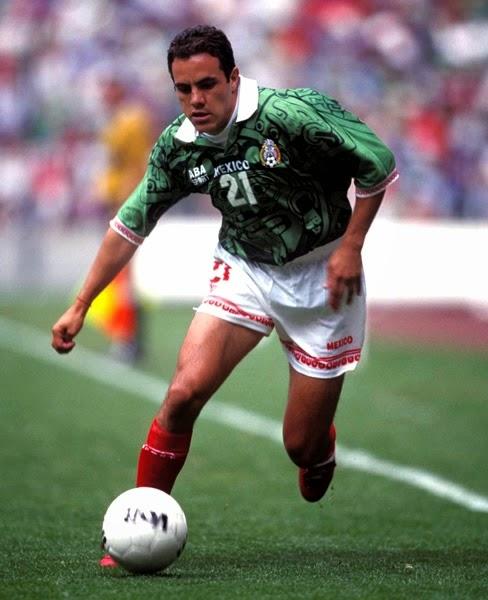 Cuauhtémoc Blanco, último ídolo del futbol mexicano | Ximinia
