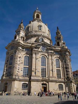 Frauenkirche en Dresde
