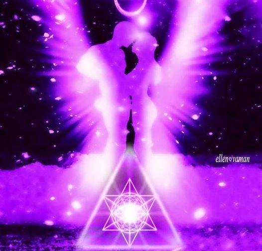 Llama Gemela y Rayo Violeta