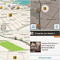 Eminem and Waze team up to promote The Marshall Mathers LP 2