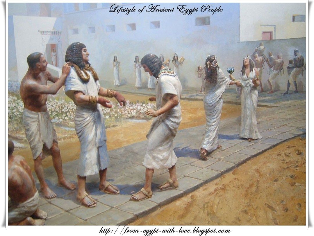 Egyptian Ancient Egypt People