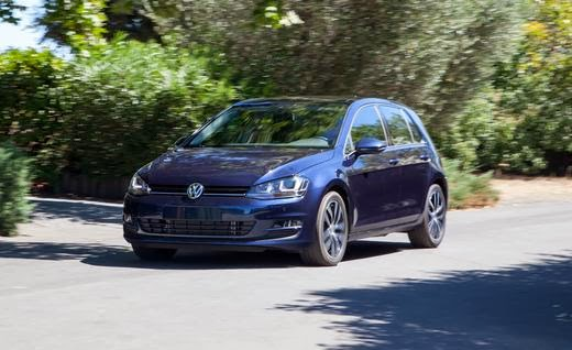 All about new cars 2014, 2015, 2016: 2015 Volkswagen Golf TDI Diesel