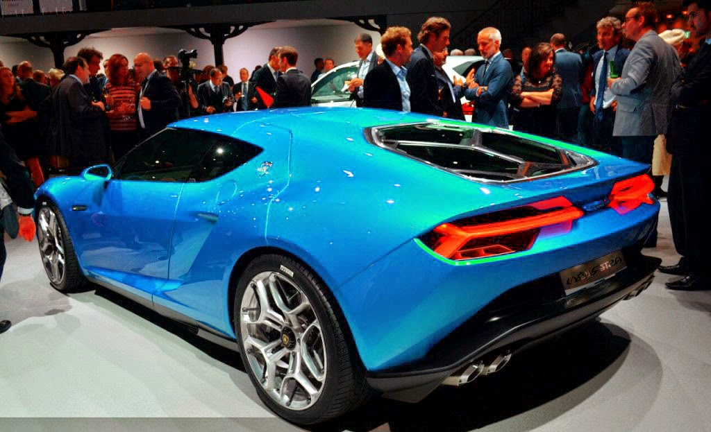 Lamborghini Asterion LPI 910-4 2014-Paris Motor-Show