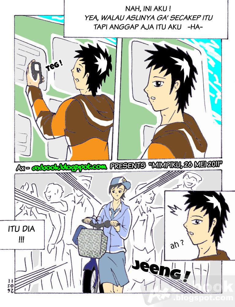 Mimpiku (by Ax !)-01 - Jika Gambar Tidak Keluar, Silahkan Tekan F5