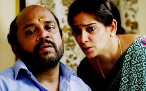 Kaadu Tamil Full Comedy Scenes | Vidharth | Samskruthy | Samuthirakani